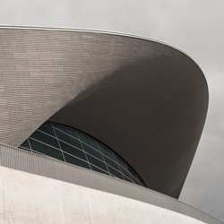 Aquatics Centre London Architectural Photography