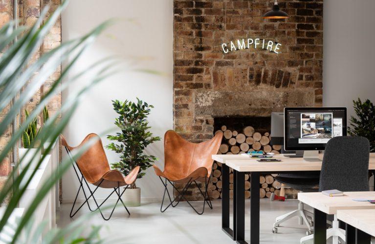 Campfire Agency – Studio