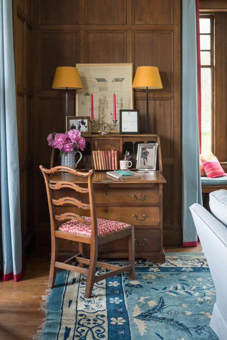 jessica buckley wooden desk design