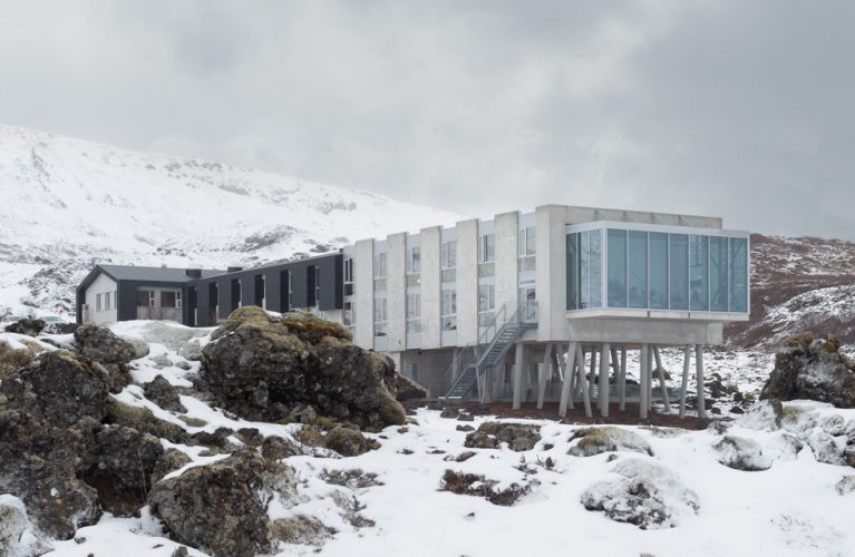 Ion Hotel – Iceland