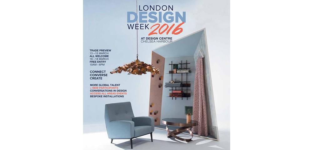 London Design Week 2016