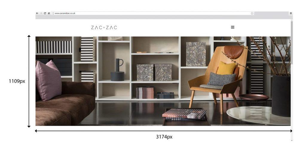 Image Aspect Ratio ZAC and ZAC