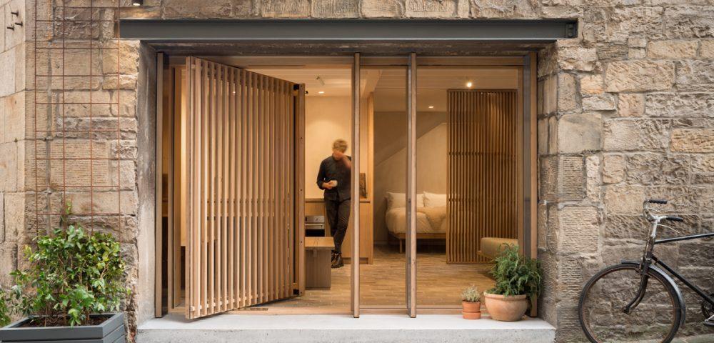 Porteous Studio – Architect Designed Holiday Apartment
