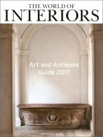World Of Interiors Art And Antiques Guide 2017 Zac And Zac