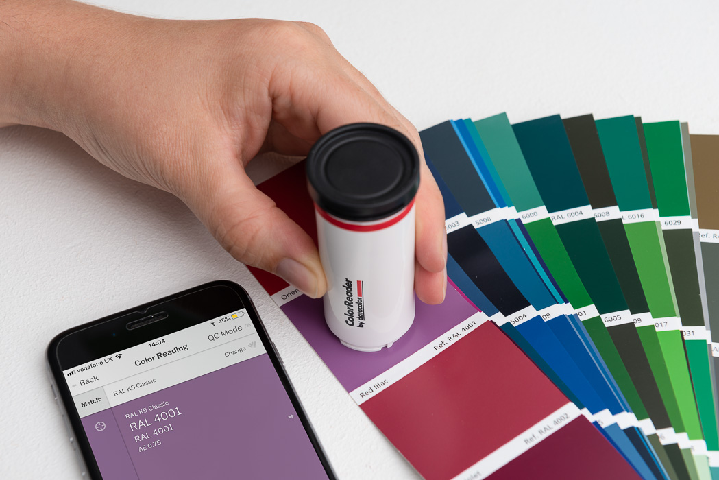 data colour colour reader swatches