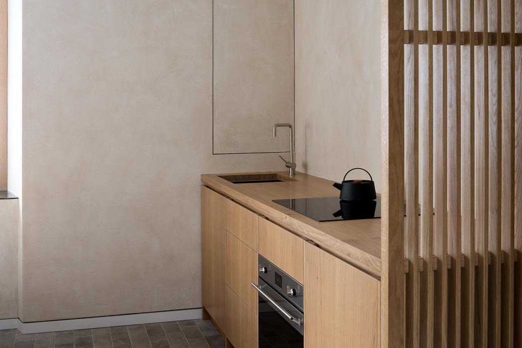 wooden kitchen photo