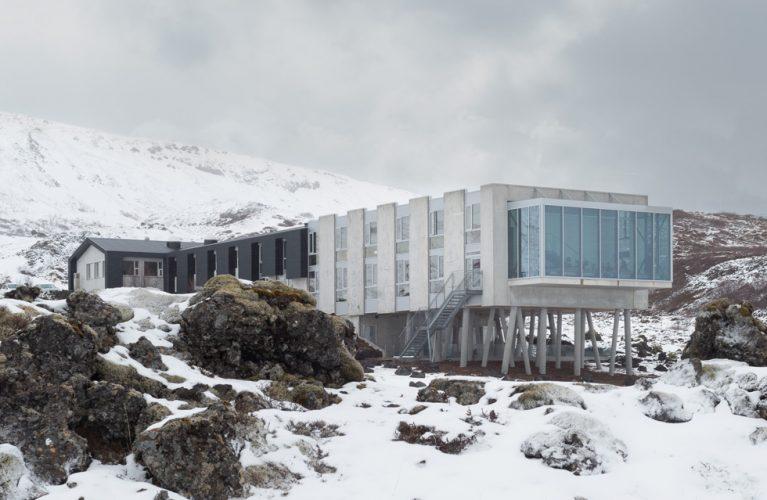 Ion Hotel – Iceland