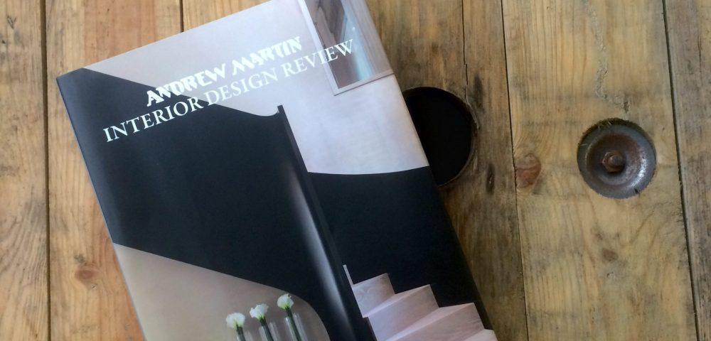 Andrew Martin Interior Design Review Book 2015