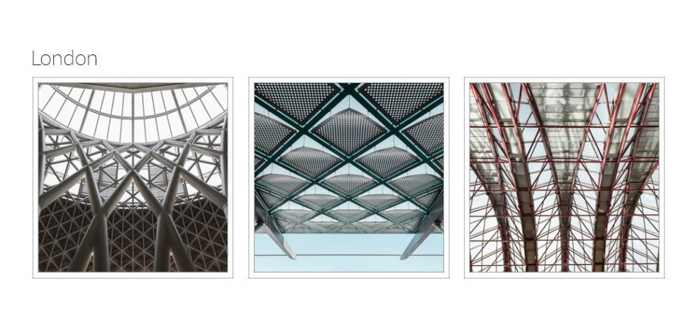 Architectural Abstract Photography
