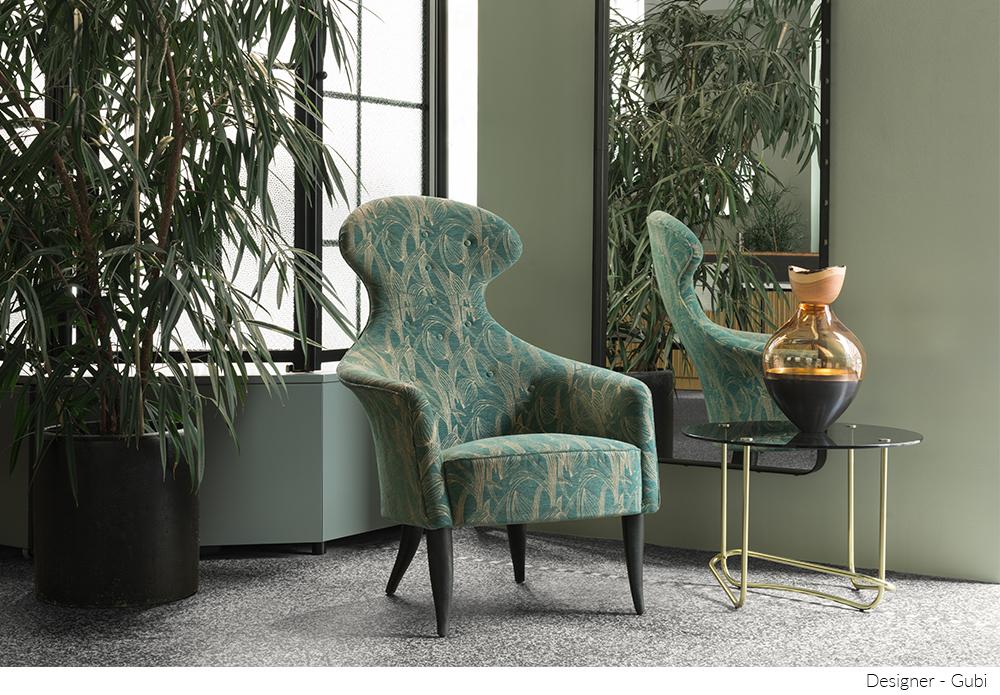 green furniture design